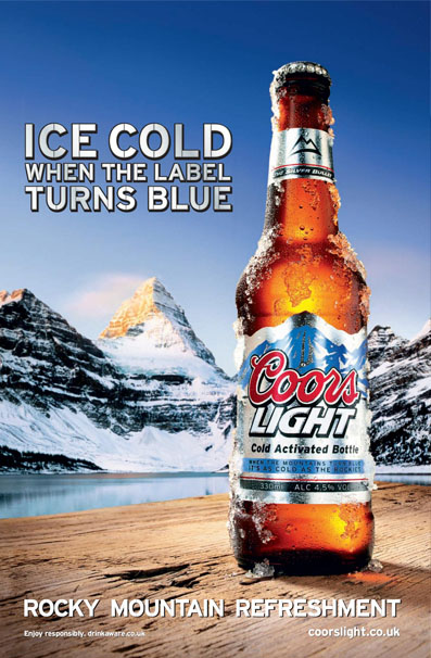 Coors Light Alcohol Content