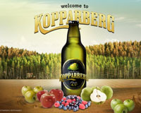 Kopparberg Εlderflower & lime Image